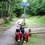 Learn about the difficulties and joy of touring on a tandem bicycle