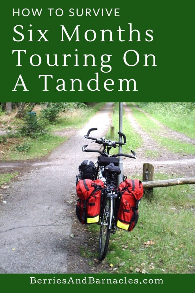 How to go cycle touring in Europe