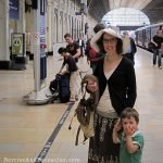 Traveling with the SailRail pass from Dublin to London
