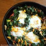 Why you should grow calendula and how to use it in this simple vegetable baked eggs recipe