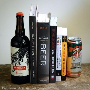 A beer writer gives his top 5 favourite books about beer