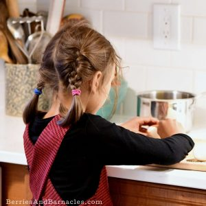 Why it is important to teach your children to cook