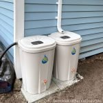 The pros and cons of buying the simplest rain barrel set up.