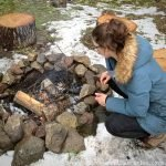 How to make fire starters that are eco-friendly and easy to use