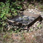 Why we decided to make a grey water pit for disposal on our off-grid property. Perfect for cabins and camping